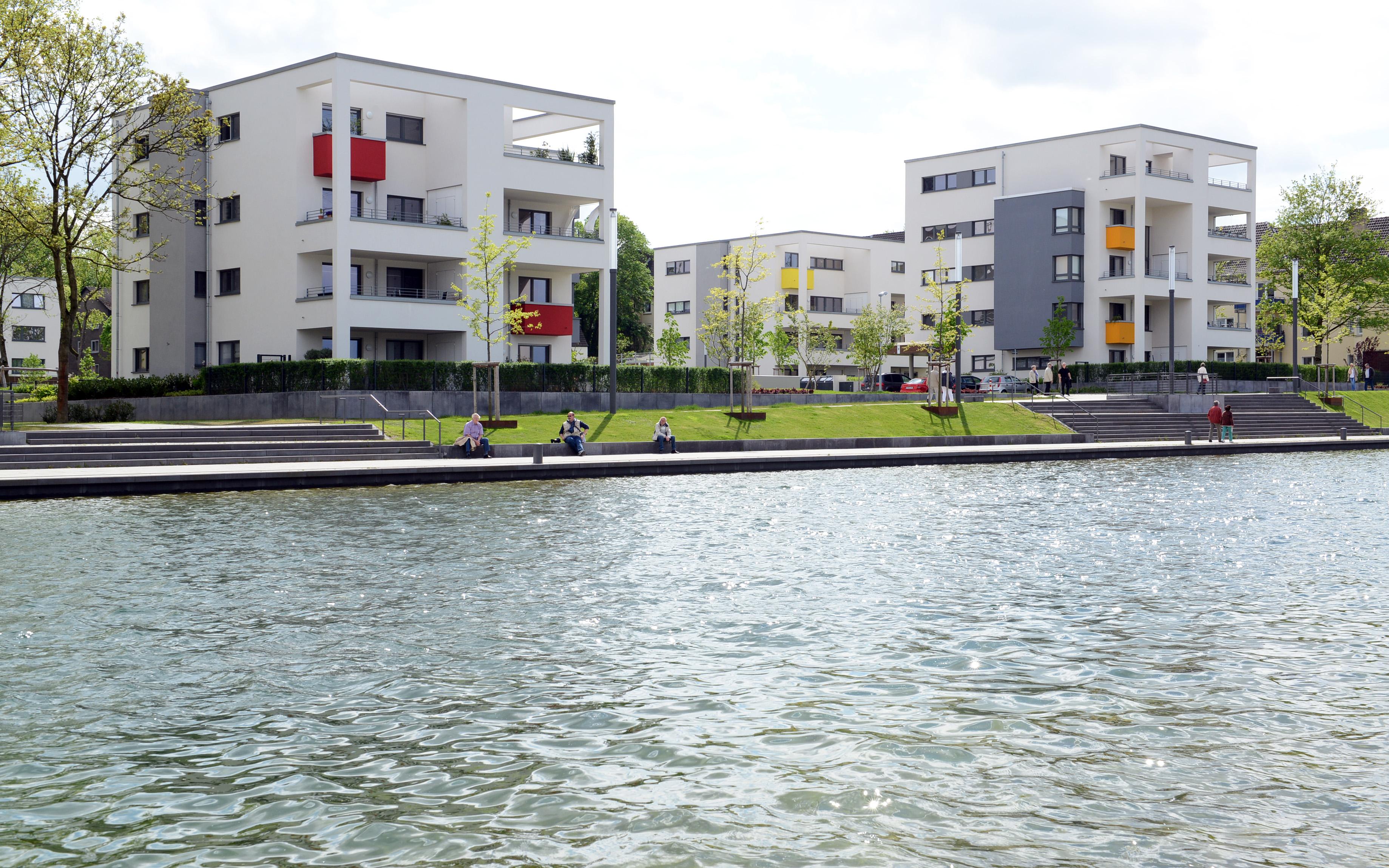 Foto: Wohnen am Niederfeldsee