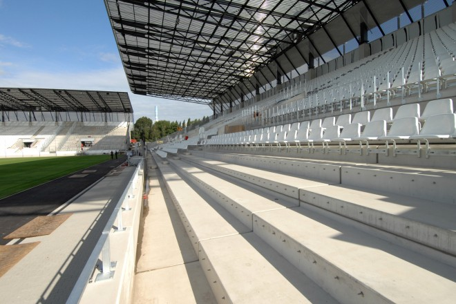 Fotot: Stadion