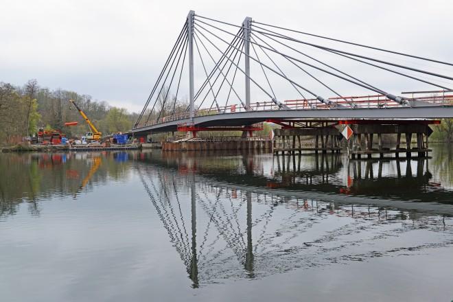 Neubau Kampmannbrücke