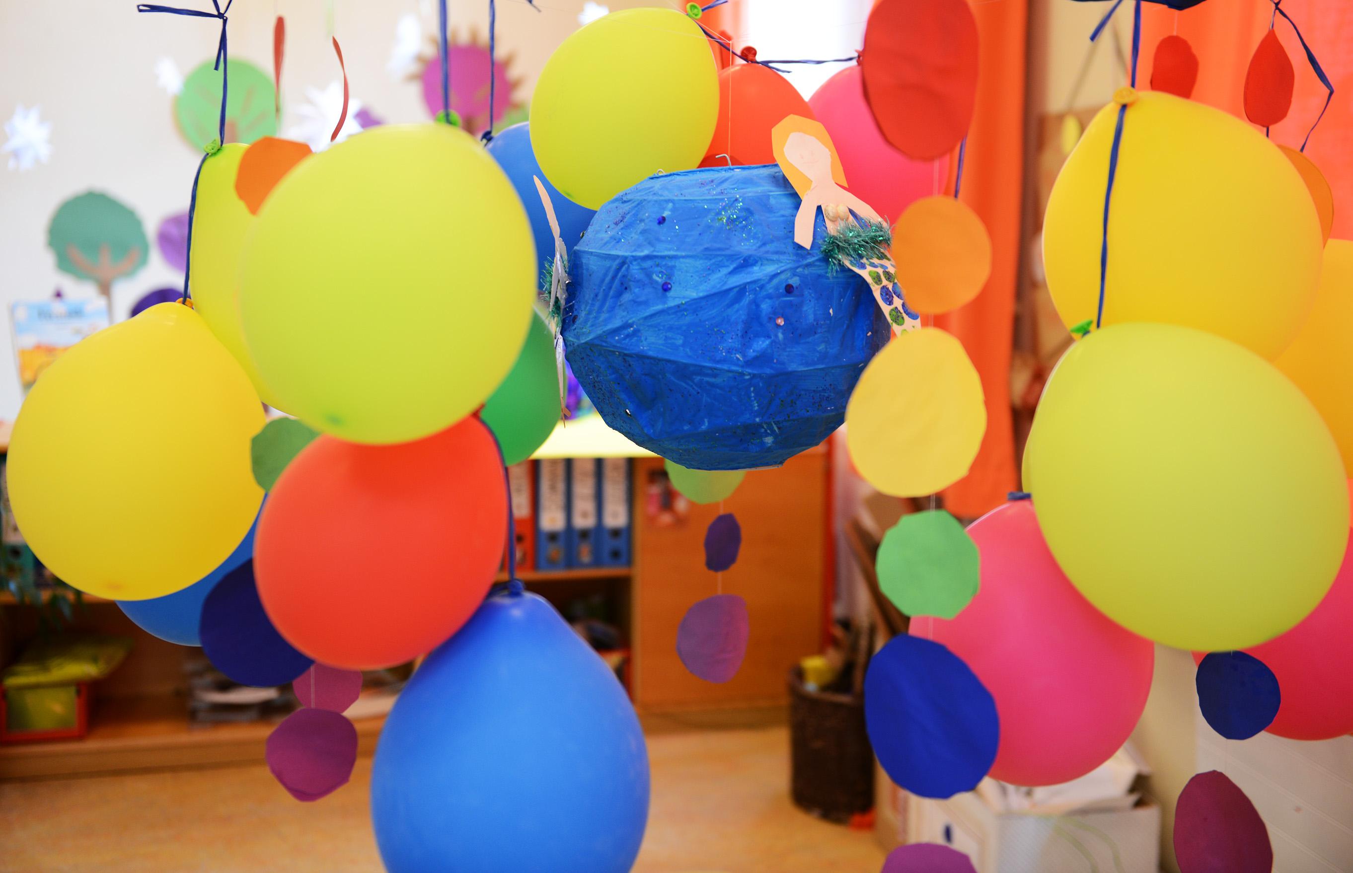 Foto: Luftballons
