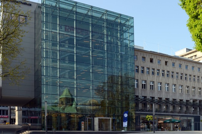 Foto: Volkshochschule am Burgplatz