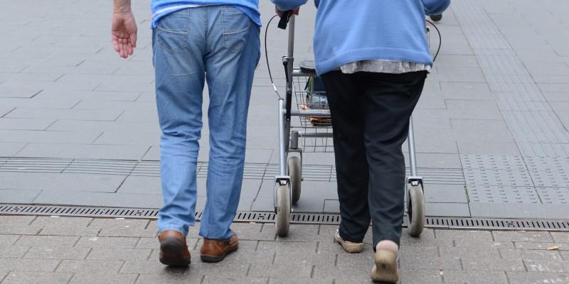 Mobilität im Alter
