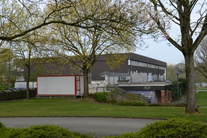 Foto: Sporthalle Wolfskuhle