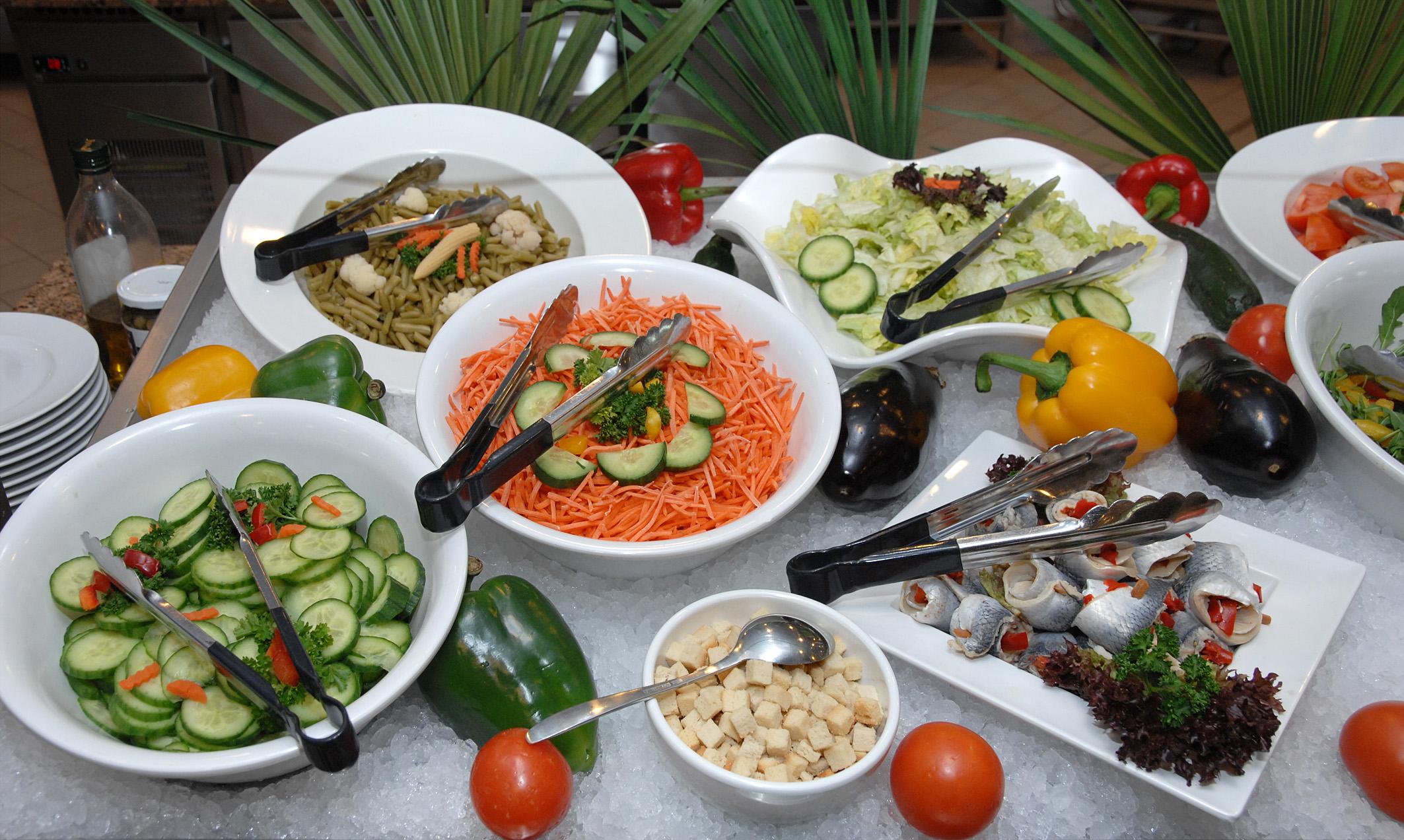 Foto: Salatbuffet