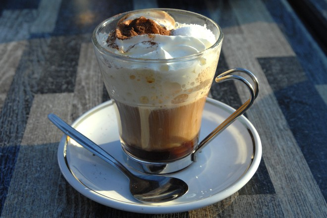 Foto: Tasse Kaffee