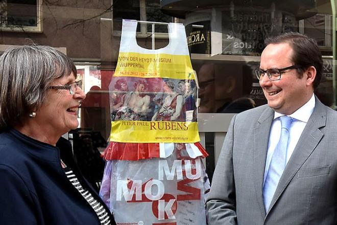 Foto: Eröffnung der Rüttenscheider Kunstmeile