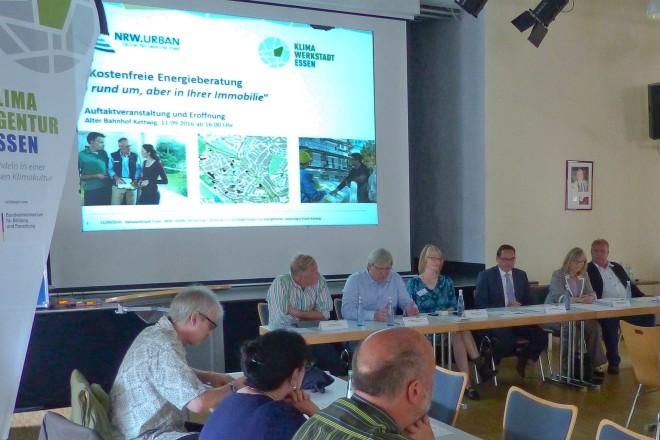 """Projekt """"Kostenfreie Energieberatung - rund um, aber in Ihrer Immobilie"""" in Essen-Kettwig"""