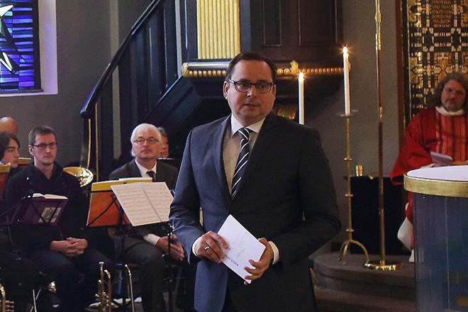 Jubiläumsfeier 100-Jahre-alt-Katholische-Friedenskirche
