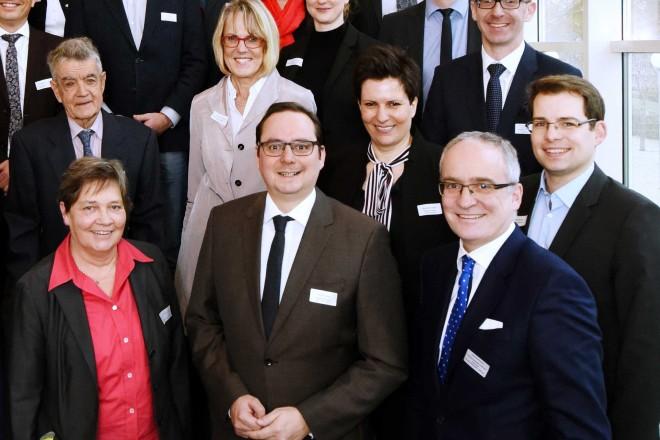 Auftaktveranstaltung zur Gründung des Stiftungsnetzwerks Ruhr