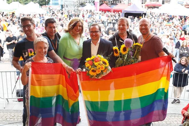 Christopher Street Day in Essen