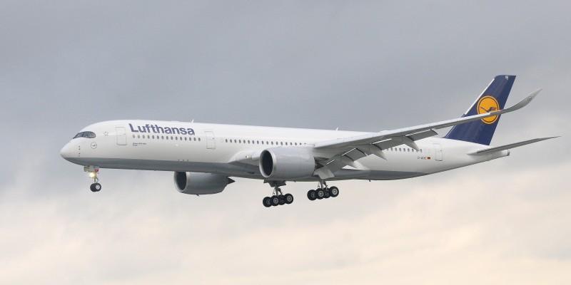 Airbus A350-900 der Lufthansa