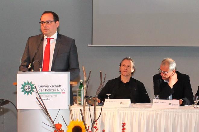 Bezirksverbandstag des Bezirksverband Düsseldorf der Gewerkschaft der Polizei