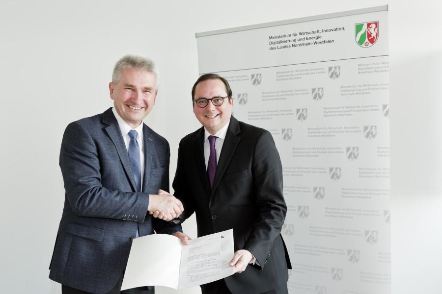 Land NRW fördert Breitbandausbau in Essen - essen.de