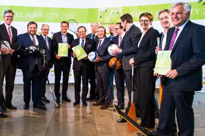 Initiative Rhein Ruhr City 2032