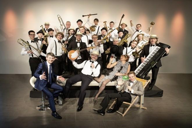Westfalia Big Band.
