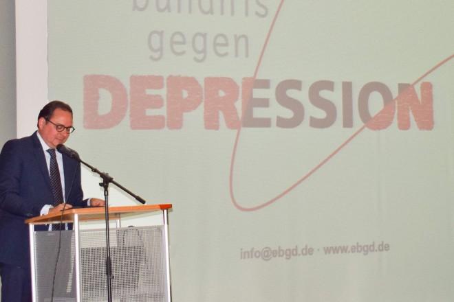 Bündnis gegen Depression. Foto: ebgd