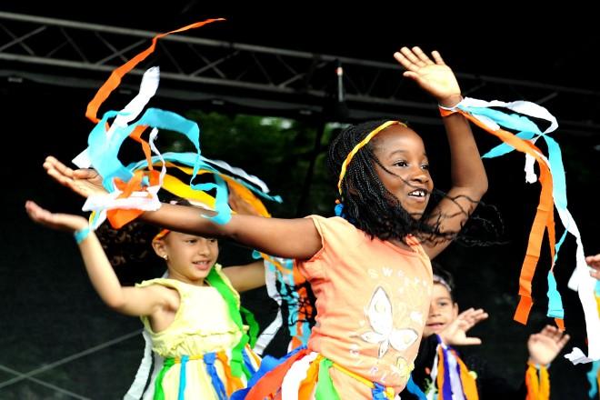 Mach mit am Markt - Kinderfest in Frohnhausen