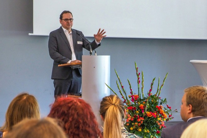 """Ideenwerkstatt """"Essen.Interkulturelle Stadt"""" mit Oberbürgermeister Thomas Kufen"""