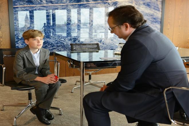 Rasmus Venghaus zu Gast bei Oberbürgermeister Thomas Kufen