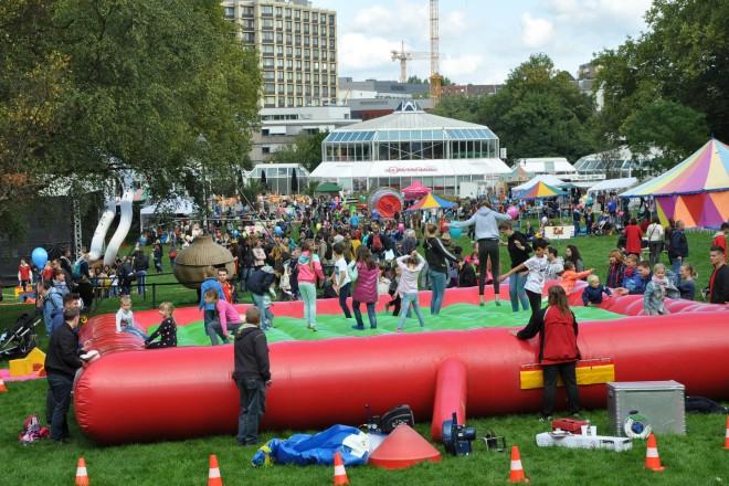 Der Weltkindertag im Grugapark