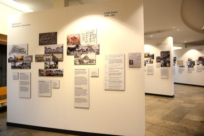 """Ausstellungseröffnung """"Bauhaus Essen- Tel Aviv"""" in der Alten Synagoge"""