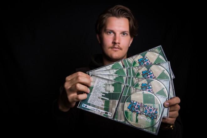 Der eigene Song auf Platte: Der neue Fair...rappt!-Sampler wird auf der Gala im Januar vorgestellt.