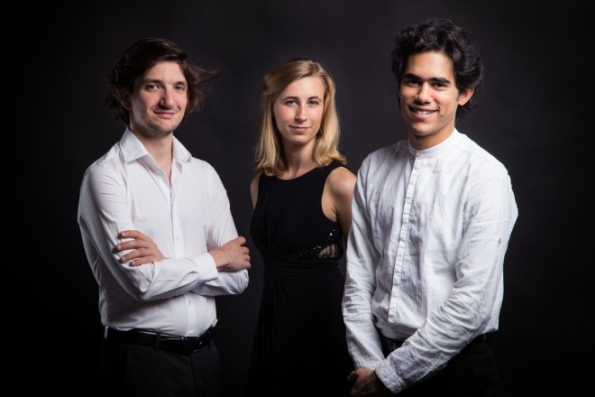 """Das """"Glinka Trio"""" ist zu Gast im Schloß Borbeck"""