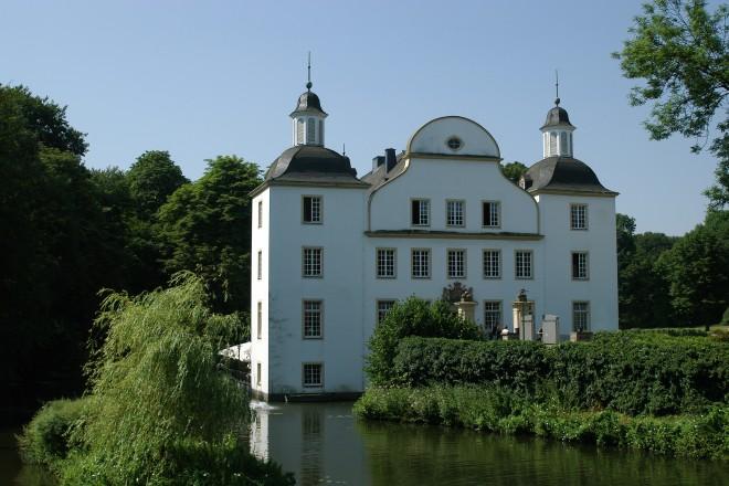 Kunst und Kultur im Schloß Borbeck