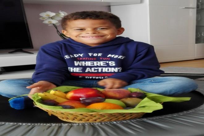 """""""Ernährungsquiz"""" für Schulanfänger"""