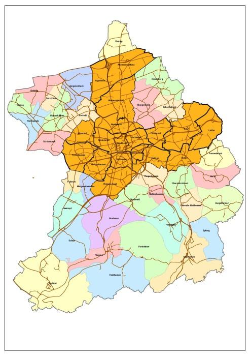 Fahrverbot Stuttgart Karte.Fahrverbote Für Dieselfahrzeuge