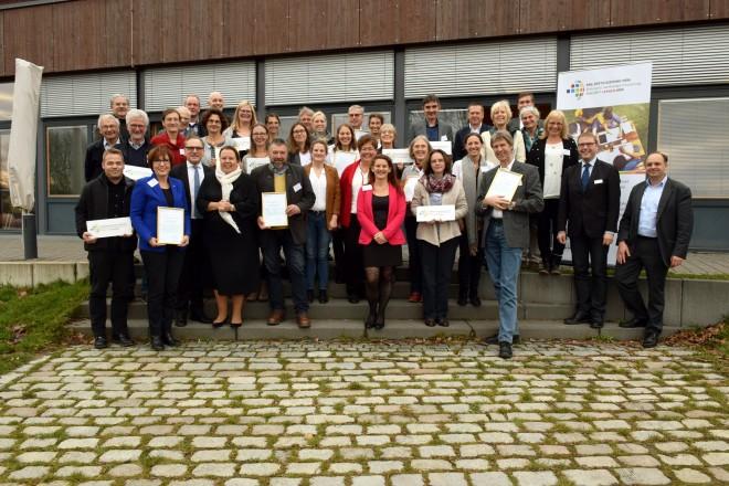 BNE-Auszeichnungsfeier mit NRW-Umweltministerin Ursula Heinen-Esser