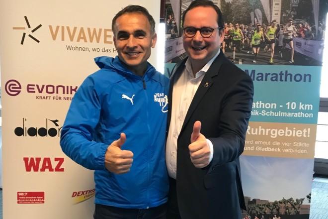 Auch in diesem Jahr wieder mit dabei, das Ayyo Team Essen e.V.. Das Ayyo Team ist der erste und bis heute einzige Leichtathletik-, Triathlon und OCR-Verein in Deutschland, der im Jahre 2007 von türkischen und deutschen Sportsfreunden gegründet wurde.