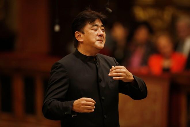 Gehört zu den bedeutendsten japanischen Dirigenten unserer Zeit: Yutako Sado.