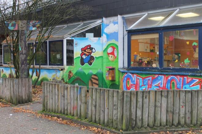 """Das Kinder- und Jugendhaus """"Check In"""" Altendorf bietet in den Osterferien ein buntes Programm für Kinder an."""