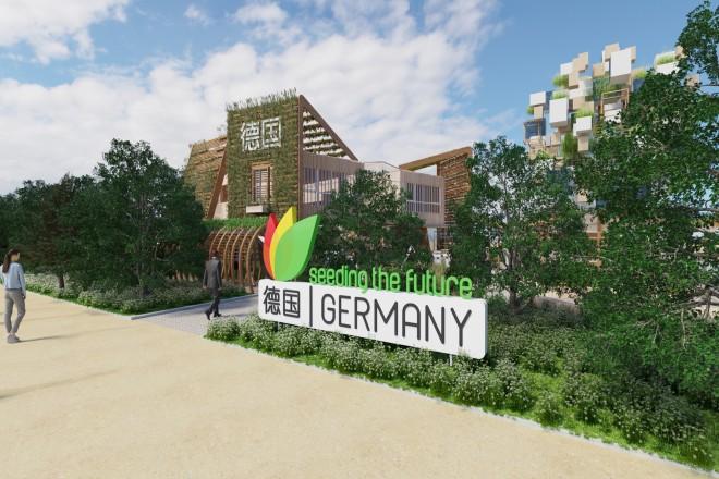 Der deutsche Beitrag auf der Gartenbau-EXPO 2019 Peking