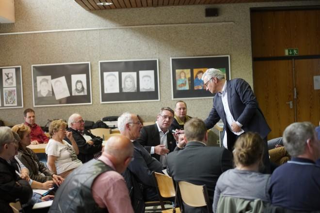 Startschuss Freiheit Emscher: Projektpartner informieren Öffentlichkeit zum Bebauungsplan und zur Sanierung von Emil-Emscher