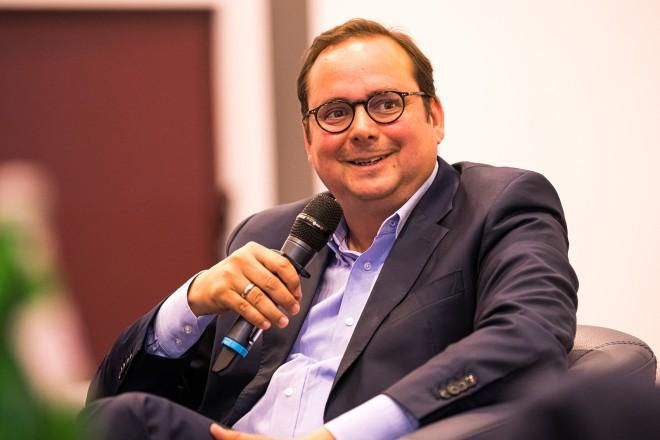 """Round-Table-Gespräch 2019 """"Neue Mobilität"""" mit Oberbürgermeister Thomas Kufen"""