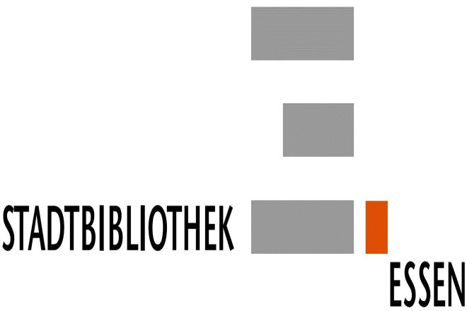 Logo: Stadtbibliothek Essen