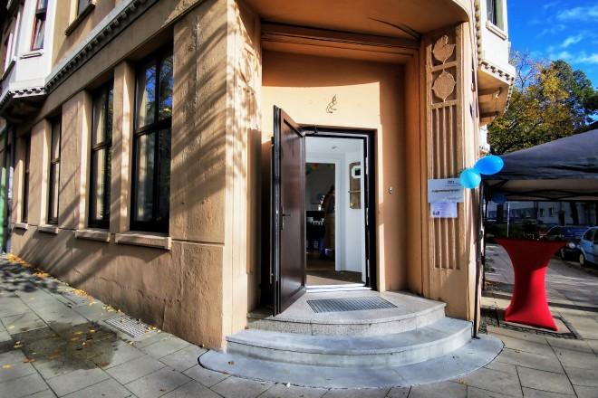 Foto: Wichtige Arbeit am neuen Standort: In den Räumen an der Bäuminghausstraße machen die Jugendlichen den ersten Schritt in die Selbstständigkeit.