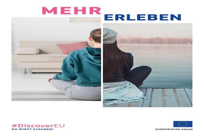 """EU-Initiative """"DiscoverEU"""""""