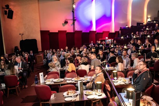 Foto: Ausbilderempfang 2019 im GOP Varieté-Theater Essen