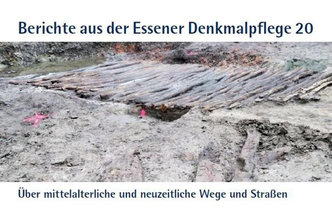 Titelbild des 20. Band der Berichte aus der Essener Denkmalpflege.