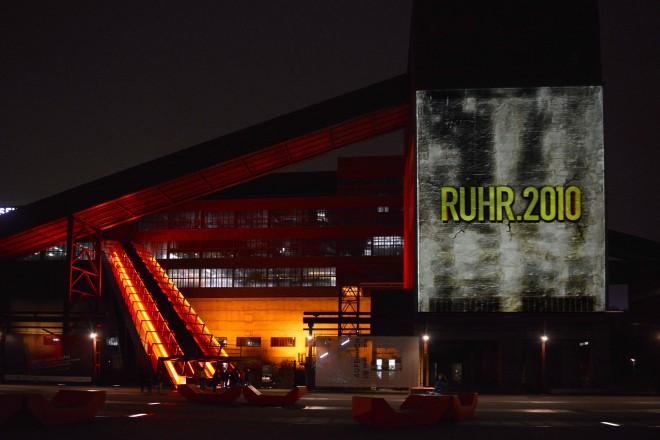 Zehn nach Zehn- 10 Jahre Kulturhauptstadt und Ruhrmuseum auf Zollverein