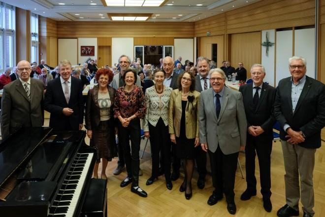 Der Essener Sängerkreis feierte am Wochenende sein 90. Jubiläum.