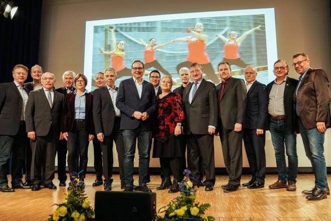 Neujahrsempfang des ESPO 2020
