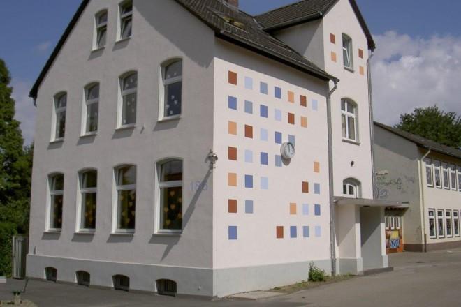 Foto: Ehemaliger Schulstandort in der Hatzper Straße. Foto: Stadt Essen