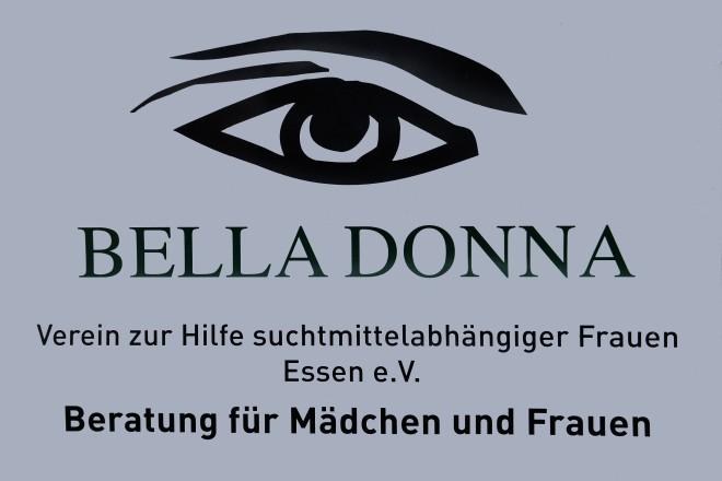 Das Logo von Bella Donna