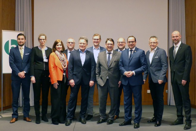 Jahresempfang des Handelsverbandes NRW Ruhr e.V