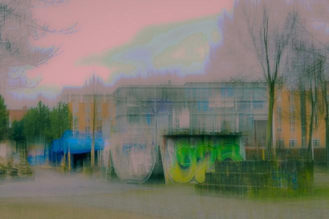 """In der Ausstellung """"Verwunschene Ansichten - eine fotografische Träumerei"""" zeigt Rüdiger Schnick Fotografien. Foto: Rüdiger Schnick"""