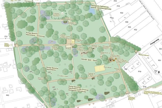 Der Spindelmannpark in Altenessen-Süd soll umgestaltet werden.